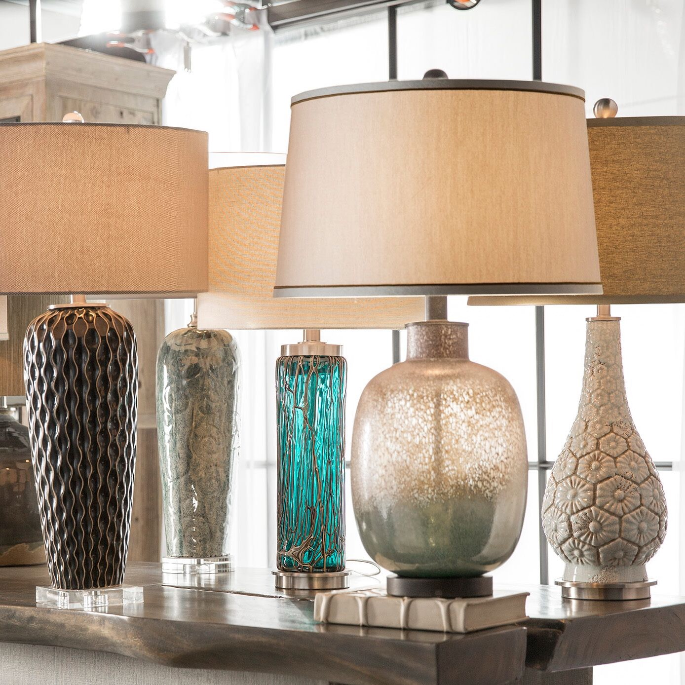 uttermost アッターモスト lamps collection