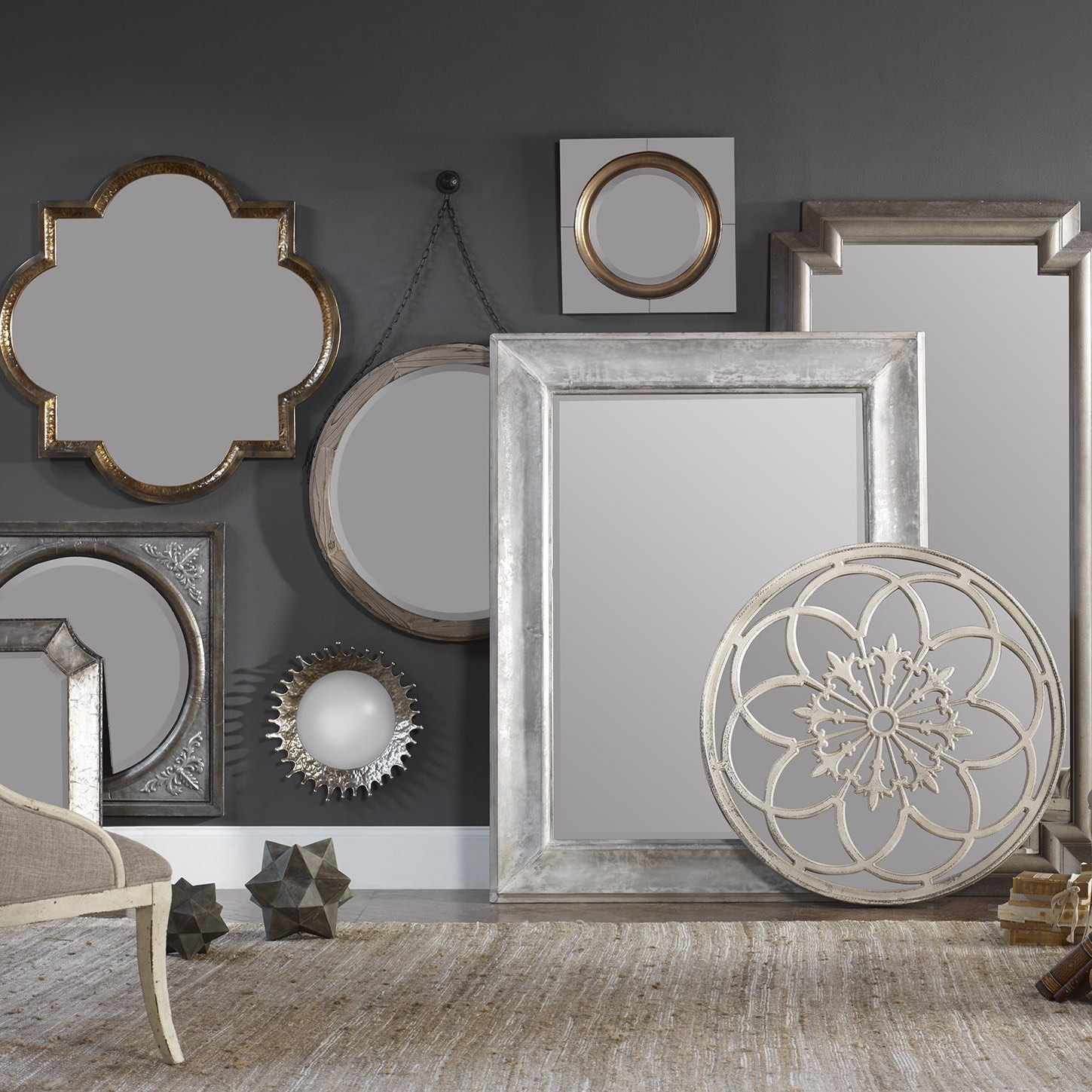 UTTERMOST Mirror Collection