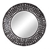 Uttermost Alita Woven Metal Mirror