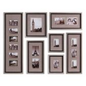 Uttermost Massena Photo Frame Collage S/7