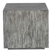 Uttermost Kareem Modern Gray Side Table