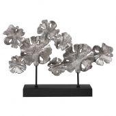 Uttermost Contemporary Lotus Sculpture