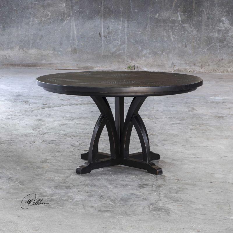 UTTERMOST Maiva ダイニングテーブル