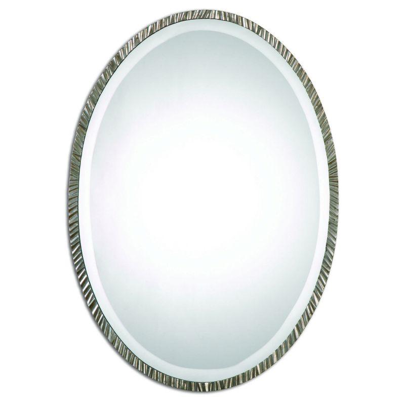 Uttermost Annadel Oval Wall Mirror