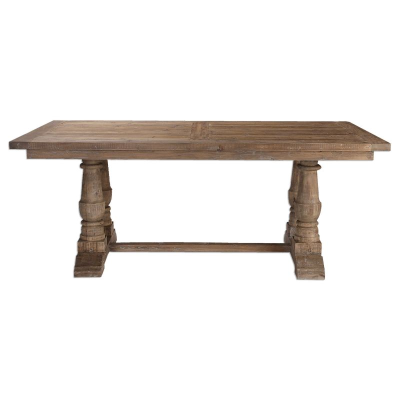 Uttermost  Stratford Salvaged Wood Dining Table