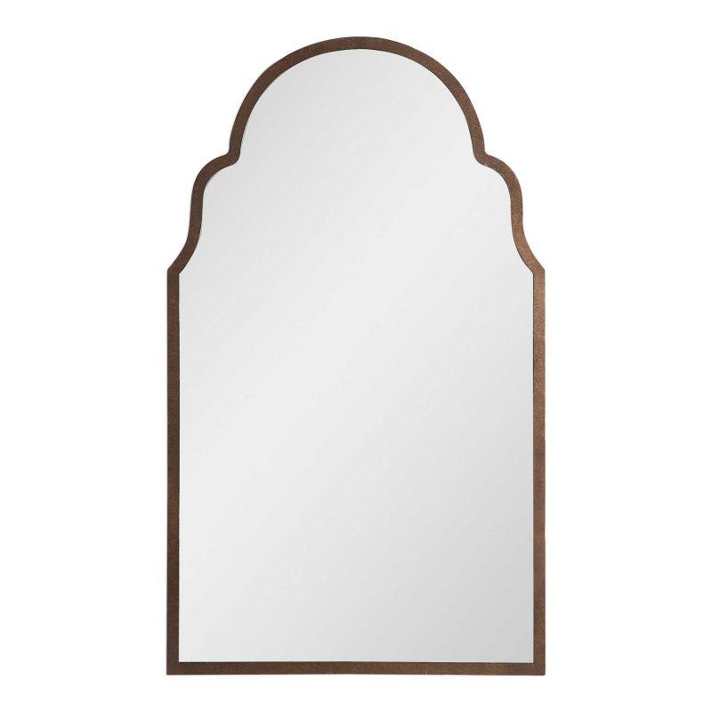 Uttermost Brayden Arch Metal Mirror