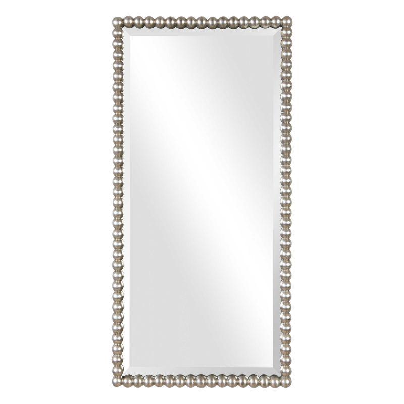 Uttermost Serna Antiqued Silver Mirror