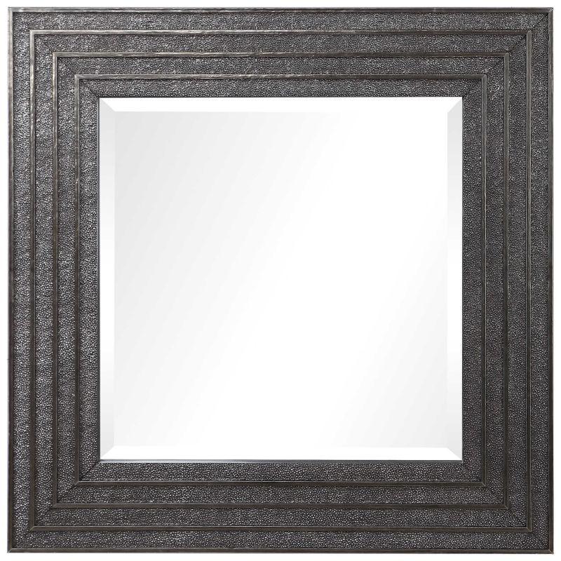 Uttermost Sondra Silver Square Mirror