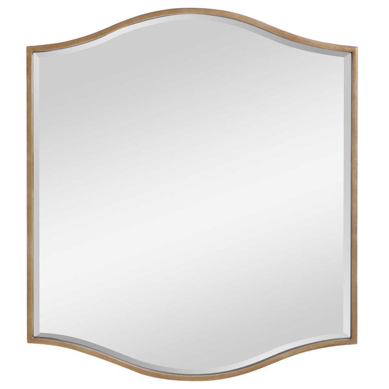 Uttermost Cerise Gold Mirror